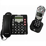 Amplicom® 780™ Assure Amplified Phone Combo - Corded Phone with Handset