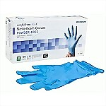 Nitrile Powder-Free Exam Gloves, Medium