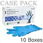 Nitrile Powder-Free Exam Gloves, Medium (CASE)