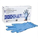 Nitrile Powder-Free Exam Gloves, X-Large
