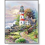 Signal Point Lighthouse, 36-Piece Puzzle