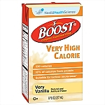 Boost® Very High Calorie (VHC) Nutritional Energy Drink, 27/Case