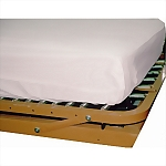 Contoured Vinyl Mattress Cover - HOSPITAL SIZE