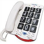 Clarity JV35B 50dB Amplified Talking Phone with Braille