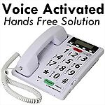 Future Call FC-1204 Amplified Voice Activated Phone