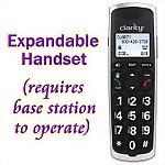 Clarity® BT914HS™ Expansion Handset