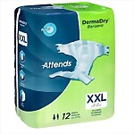 "Attends® Bariatric Tab Closure 2X-Large Heavy Absorbency Briefs (Fits 63""-70"")"