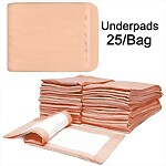 Prevail® X-Large Plus 30x36 Super Absorbent Underpads, 25/bag