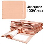 Prevail® X-Large Plus 30x36 Super Absorbent Underpads, (25/BG 100/CS)