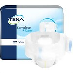 TENA® Complete +Care™ Briefs, Moderate Absorbency