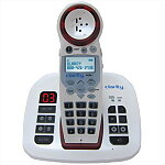 Clarity XLC8 X-Loud 50dB Amplified Cordless Speakerphone with Answering Machine