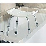Easy Care Shower Bench