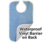 Deluxe Terry Cloth Bib